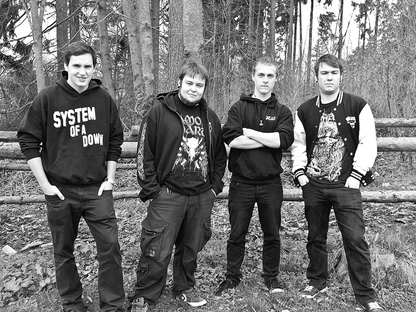 Victory in Blood - VS MUSIC CONTEST Bandwettbewerb
