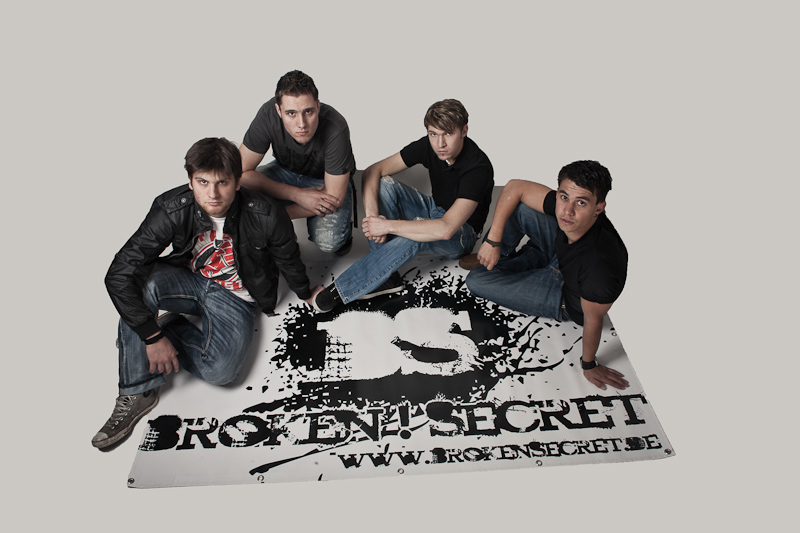BROKEN SECRET - VS MUSIC CONTEST Bandwettbewerb