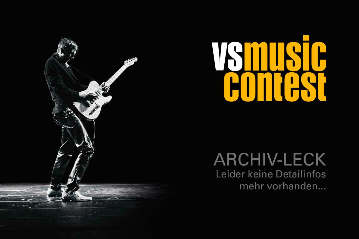 Yellowstone - VS MUSIC CONTEST Bandwettbewerb