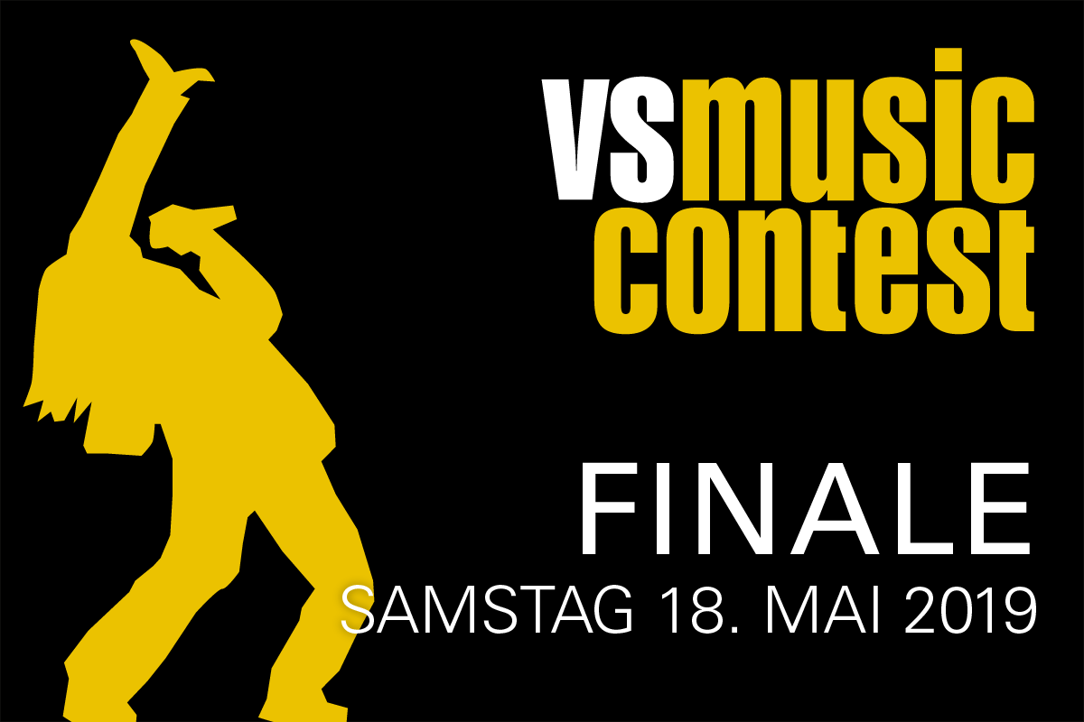 FINALE - VS MUSIC CONTEST Bandwettbewerb